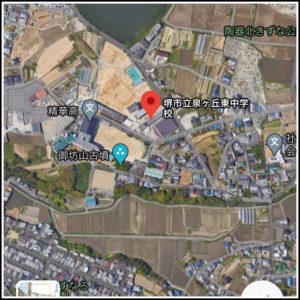 泉ヶ丘東中学校
